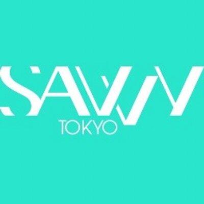 Logo of SavvyTokyo website