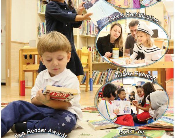 Literacy Week Shinagawa International School Tokyo
