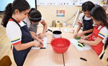 After School Programs Cooking Club