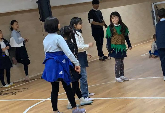 "Shinagawa International School, Celebration of Learning ""How we express ourselves"""