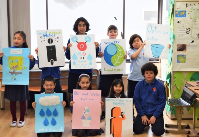 Shinagawa International School Science Week 2018 2019