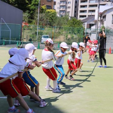 Sports Day at Shinagawa International School