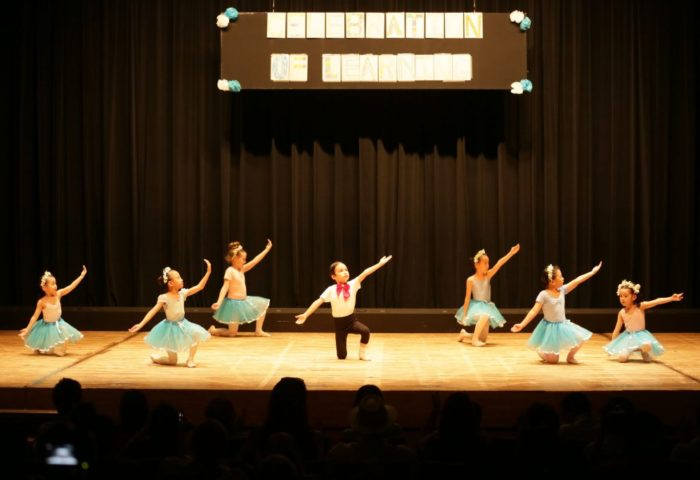 After School Programs Ballet on Year End Performance