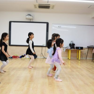 Ballet New After School Programs at Shinagawa International School