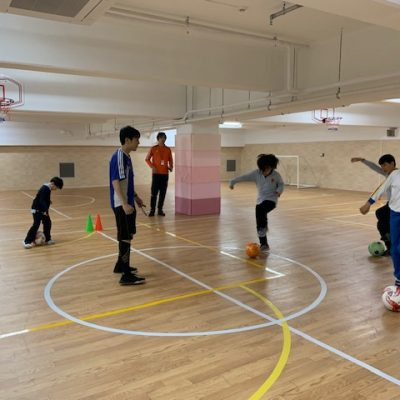 Soccer New After School Programs at SIS