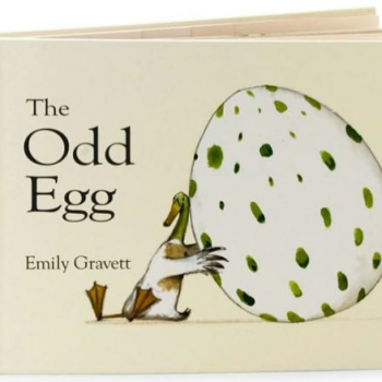 IB Learner Profile Resource The Odd Egg