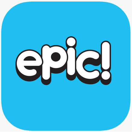 epic kids book logo