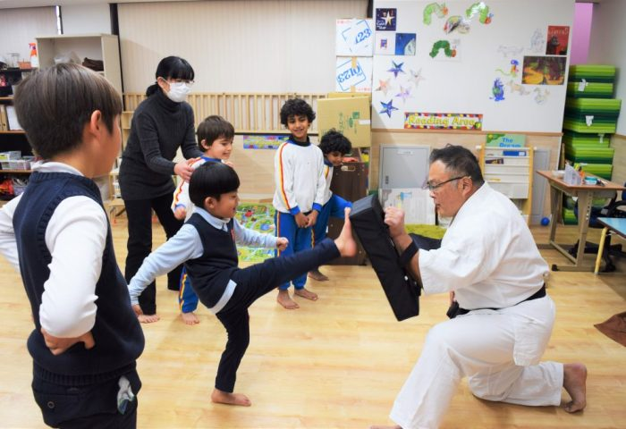 Karate New After School Programs at SIS