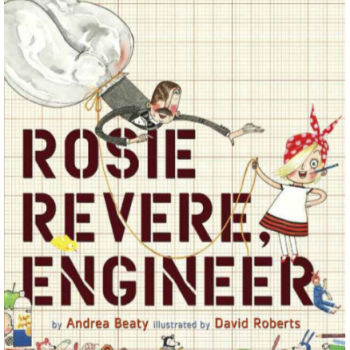 IB Learner Profile Resource rosie revere engineer