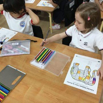 IB PYP Early Years Students at SIS
