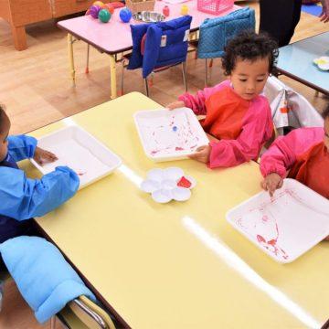 IB PYP Early Years Students at Shinagawa International School