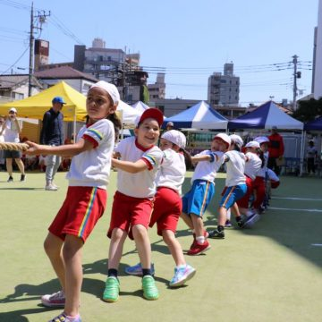 Sports Day at SIS