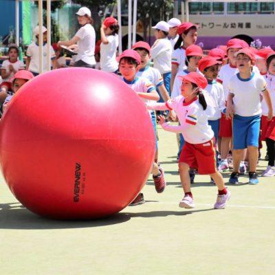 Sports Day Celebration at Shinagawa International School