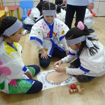 Japanese Culture Day at SIS
