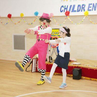 International Children Day Celebration in Shinagawa International School