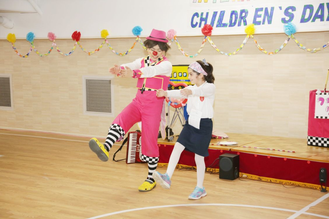 International Children Day Celebration in Shinagawa International School