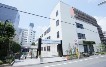 Shinagawa International School Building