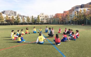 Samezu Soccer Field and Physical Education Activities