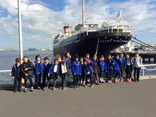 G2 class had a great field trip to Chinatown in Yokohama.
