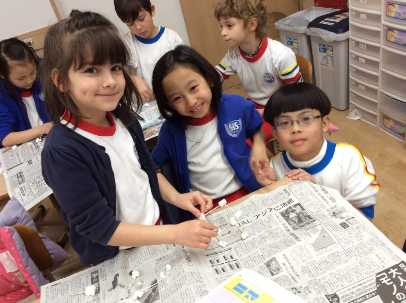 A typical day for primary students at Shinagawa International School
