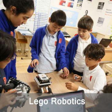 After School Program (ASP) Lego Robotics