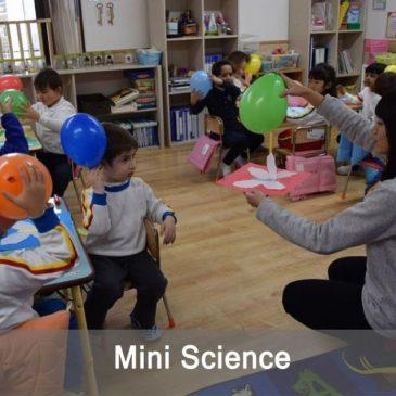 Mini Science Club in Shinagawa International School