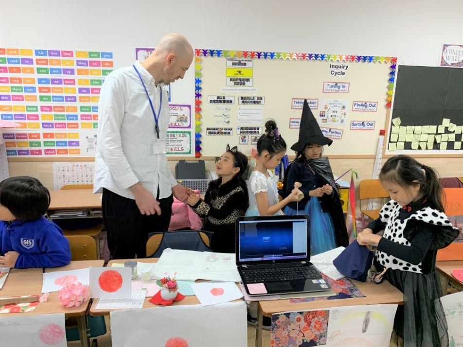 Grade 2 Teacher at Shinagawa International School
