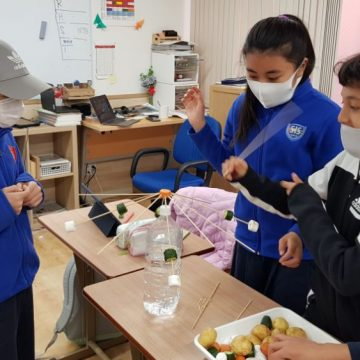 2021 March STEM warm up class activities