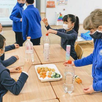 2021 March STEM Week warm up class activities