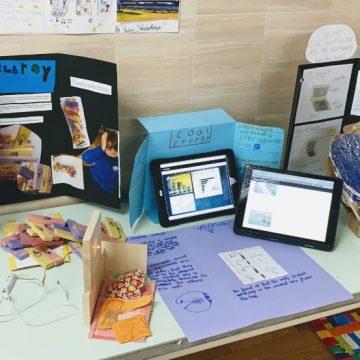 Whole school celebration of learning