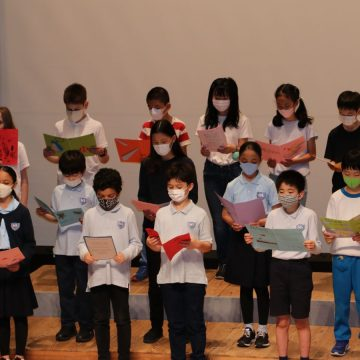 Japanese performance with grade 4