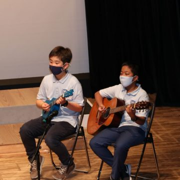 music performance with grade 6