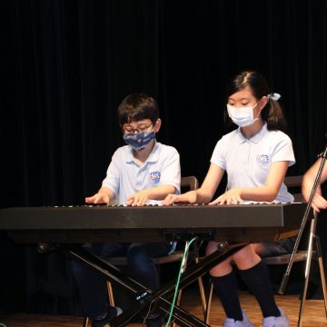 piano music performance with grade 4
